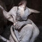 Gwyllyn Alastriona des Elfes du Lac, sphynx